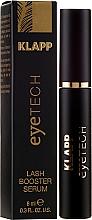 Profumi e cosmetici Siero per sopracciglia - Klapp Eyetech Lash Booster Serum