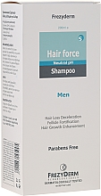 Profumi e cosmetici Shampoo - Frezyderm Hair Force Shampoo Men