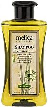 "Profumi e cosmetici Shampoo ""Nutriente"" anti-caduta - Melica Organic Anti-hair Loss Shampoo"