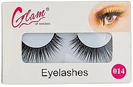 Profumi e cosmetici Ciglia finte, N. 014 - Glam Of Sweden Eyelashes