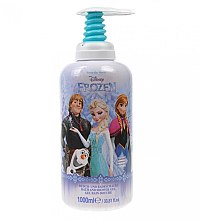 Profumi e cosmetici Gel doccia - The Beauty Care Company Disney Frozen Bath & Shower Gel