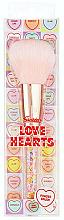 Profumi e cosmetici Pennello per cipria - Swizzels Love Hearts Powder Brush