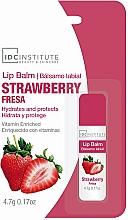 """Profumi e cosmetici Balsamo labbra """"Fragola"""" - IDC Institute Lip Balm Strawberry"""