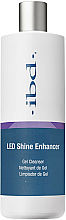 Profumi e cosmetici Detergente per gel-smalto - IBD LED Shine Enhancer Gel Cleanser