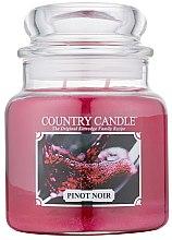 Profumi e cosmetici Candela profumata - Country Candle Pinot Noir
