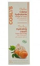 Profumi e cosmetici Crema idratante per bambini per viso e corpo con albicocca biologica - Coslys Baby Care Baby Hydrating Creamwith Organic Apricot Oil