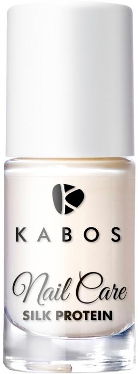 Balsamo con proteine della seta naturale - Kabos Nail Care Silk Protein