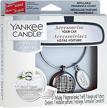 Profumi e cosmetici Profumo per auto - Yankee Candle Fluffy Towels Linear