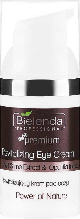 Crema contorno occhi rivitalizzante - Bielenda Professional Power Of Nature Revitalizing Eye Cream