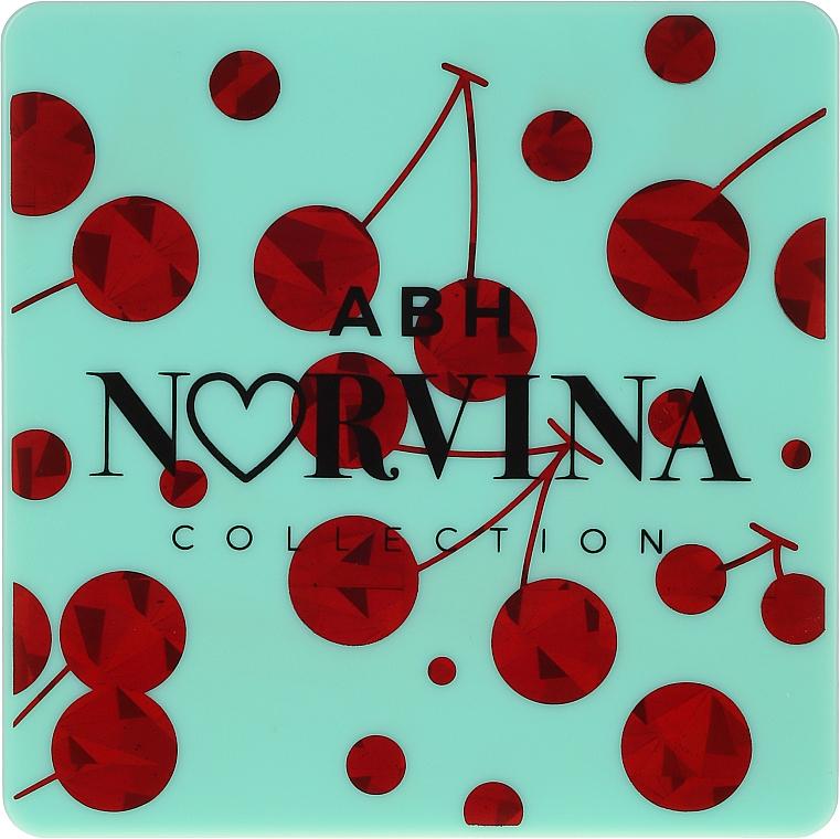 Palette ombretti - Anastasia Beverly Hills Norvina Pro Pigment Mini №3 — foto N3