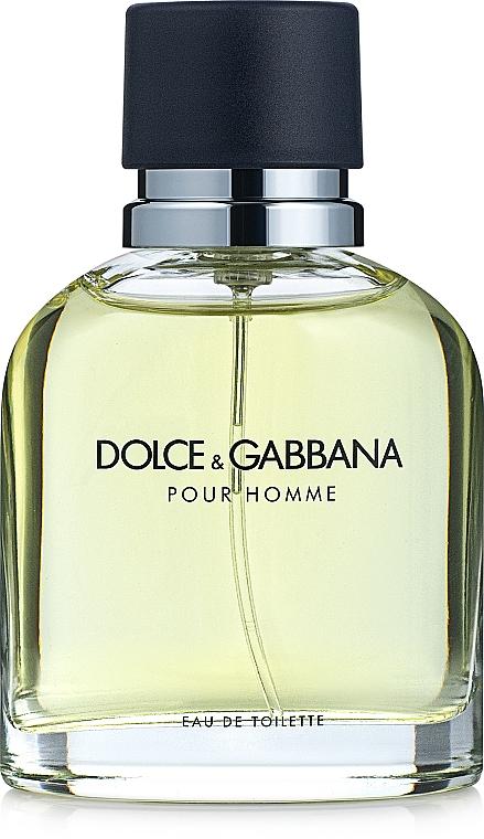 Dolce & Gabbana Pour Homme - Eau de toilette