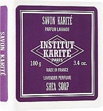 Profumi e cosmetici Sapone - Institut Karite Lavande Shea Soap