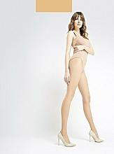 """Profumi e cosmetici Collant da donna """"Amber"""" 8 DEN, naturel - Knittex"""