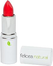 Profumi e cosmetici Rossetto naturale - Felicea Natural Lipstick
