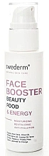 Profumi e cosmetici Booster viso - Swederm Face Booster Beauty Food & Energy