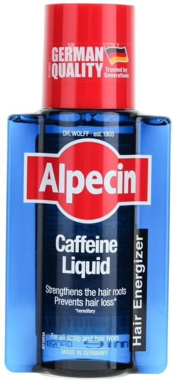 Tonico con caffeina per capelli - Alpecin Liquid