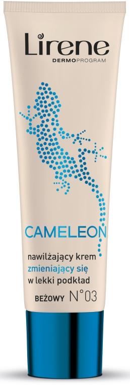 Fondotinta idratante leggero - Lirene Cameleon