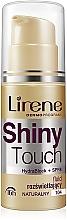 Profumi e cosmetici Fluido illuminante - Lirene Shiny Touch Illuminating Fluid