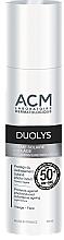 Profumi e cosmetici Crema solare antietà SPF 50+ - ACM Laboratoire Duolys Anti-Aging Sunscreen Cream SPF 50+