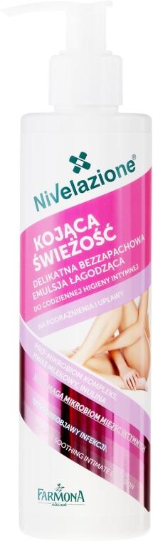 Gel per l'igiene intima senza profumo - Farmona Nivelazione Soothing Intimate Gel