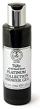 Profumi e cosmetici Taylor of Old Bond Street Platinum Collection Shower Gel - Gel doccia