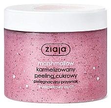 """Profumi e cosmetici Peeling corpo allo zucchero """"Marshmallow alla fragola"""" - Ziaja Sugar Body Peeling"""