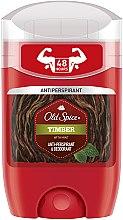 Profumi e cosmetici Deodorante stick - Old Spice Timber Deodorant Stick