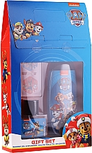 Profumi e cosmetici Nickelodeon Paw Patrol - Set (edt/50ml + show gel/250ml + stickers)