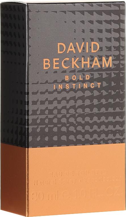 David & Victoria Beckham Bold Instinct - Eau de Toilette — foto N2