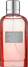 Profumi e cosmetici Abercrombie & Fitch First Instinct Together For Her - Eau de parfum
