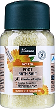 Profumi e cosmetici Cristalli per pediluvio con calendula e arancia - Kneipp Healthy Feet Foot Bath Crystals