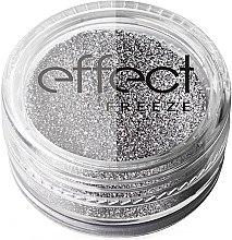 Profumi e cosmetici Polvere per unghie - Silcare Freeze Effect