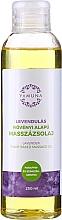 """Profumi e cosmetici Olio da massaggio """"Lavanda"""" - Yamuna Lavender Plant Based Massage Oil"""