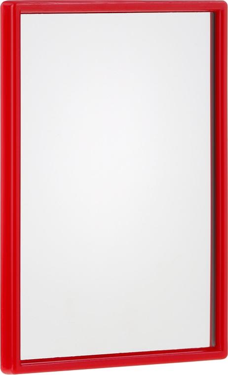 Specchio rettangolare, cremisi - Donegal Mirror — foto N1
