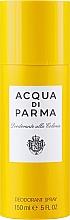 Profumi e cosmetici Acqua di Parma Colonia - Deodorante-spray
