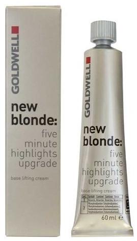 Crema chiarificante per capelli - Goldwell New Blonde Base Lift Cream — foto N1