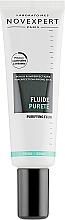 Profumi e cosmetici Liquido per inestetismi cutanei allo zinco - Novexpert Trio-Zinc Purifying Fluid