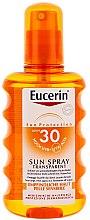 Profumi e cosmetici Spray per la protezione solare SPF 30 - Eucerin Sun Spray Transparent SPF 30