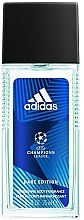 Profumi e cosmetici Adidas UEFA Champions League Dare Edition - Deodorante