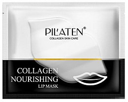 Profumi e cosmetici Maschera labbra nutriente al collagene - Pil'aten Collagen Nourishing Lip Mask
