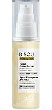 Profumi e cosmetici Crema-siero viso idratante e opacizzante - Bisou Matting Bio Facial Cream Serum