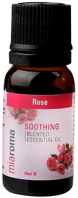 Olio essenziale di rosa - Holland & Barrett Miaroma Rose Blended Essential Oil