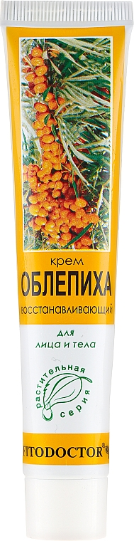 """Crema viso e corpo """"Olivello spinoso"""" - Phytodoctor"""