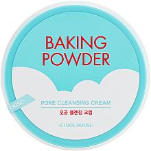 Profumi e cosmetici Crema detergente viso con bicarbonato - Etude House Baking Powder Pore Cleansing Cream