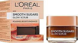 Scrub allo zucchero - L'Oreal Paris Sugar Scrub — foto N1