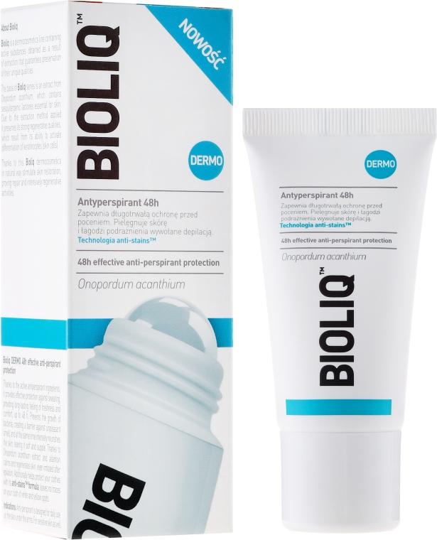 Deodorante-antitraspirante - Bioliq Dermo Antiperspirant 48h