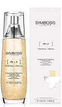 Profumi e cosmetici Gel detergente viso - Symbiosis London Enlightening & Exfoliating Cleansing Gel