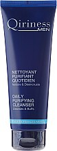 Profumi e cosmetici Gel detergente uso quotidiano - Qiriness Men Daily Purifying Cleanser