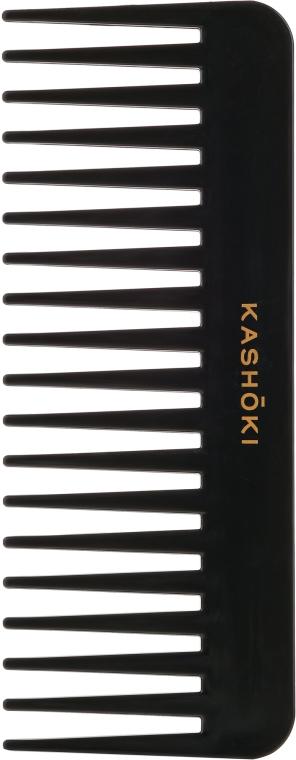 "Pettine ""Kazuko"" per capelli spessi, 382 - Kashoki"
