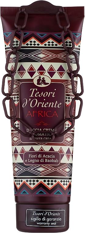 Tesori d`Oriente Africa - Doccia crema aromatico